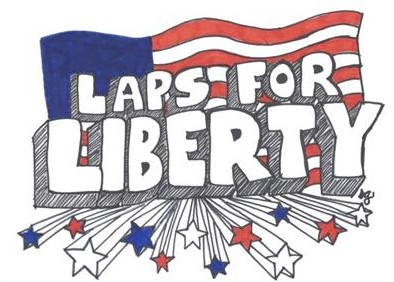 Laps for Liberty