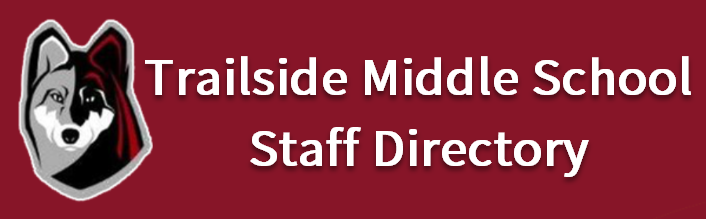 Trailside Middle School Staff Directory