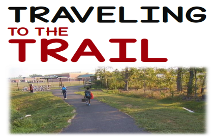 Traveling to the Trail - June 15-18