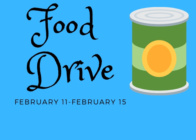 Canned food drive for Loudoun Hunger Relief