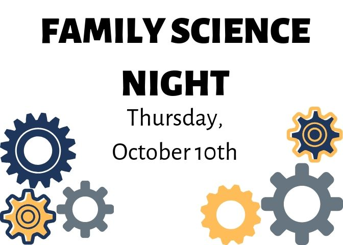 Join us for Family Science Night!
