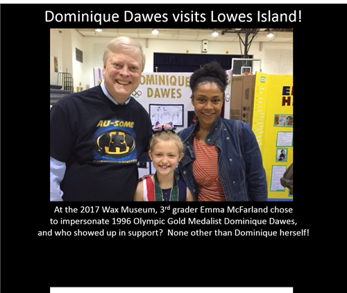Lowes Island Elementary School Home Page