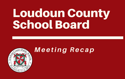 School Board Recap