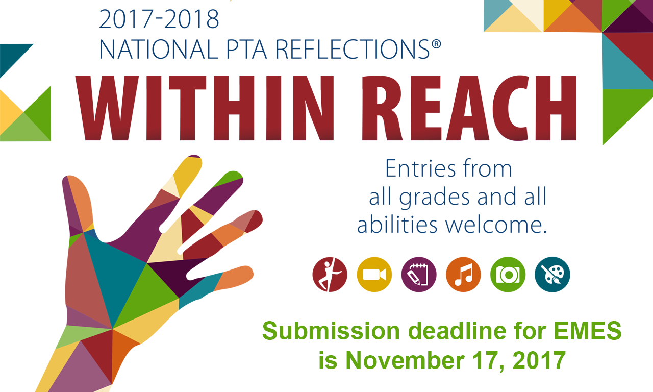 2017-18 PTA Reflections Program