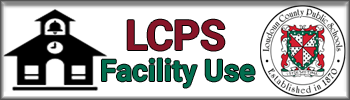 LCPS Facility Use information