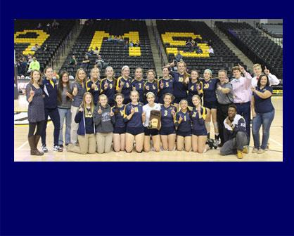 Raiders Win 7th Volleyball Title