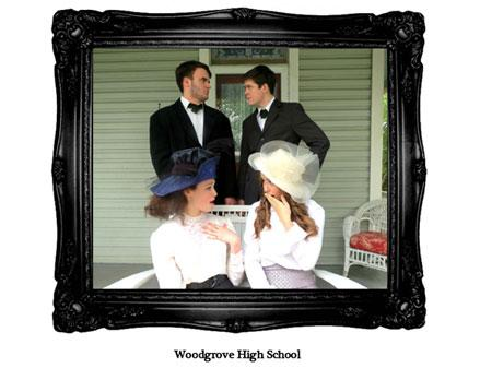 "Woodgrove High School's Historic Springhouse Productions will present its 2014 fall production, ""Th"