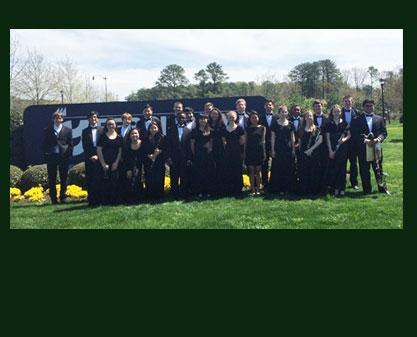 24 Selected For All-Virginia Chorus
