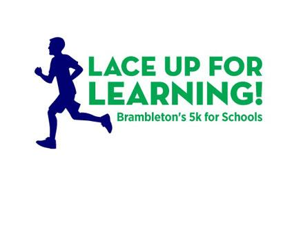 The second annual Lace Up for Learning 5K will take place on Saturday, November 15th, at Brambleton