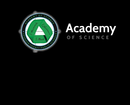 Students interested in applying to the Loudoun Academy of Science for admission as ninth grade stud