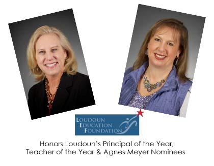 LEF Honors Agnes Meyer Nominees