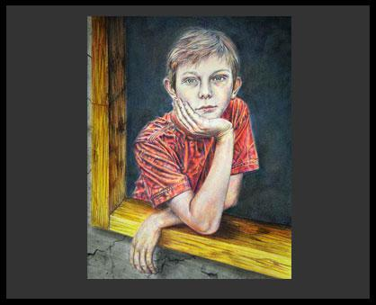 8 LCPS Artists Named Winners at 10th District Congressional Art Show