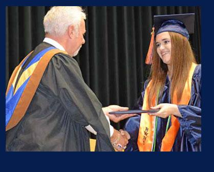 Briar Woods Graduates Asked to Look Far into the Future