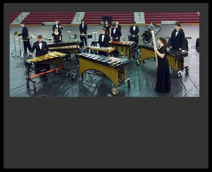 Briar Woods Percussion Ensemble Wins Title