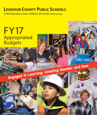 Cover image for FY 2107 Budget book