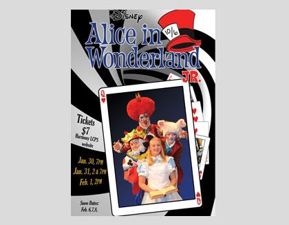 Harmony Presents Disney's 'Alice in Wonderland'