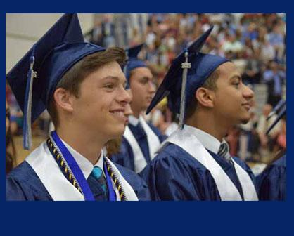 Champe Graduates Urged to Just Say 'Yes'