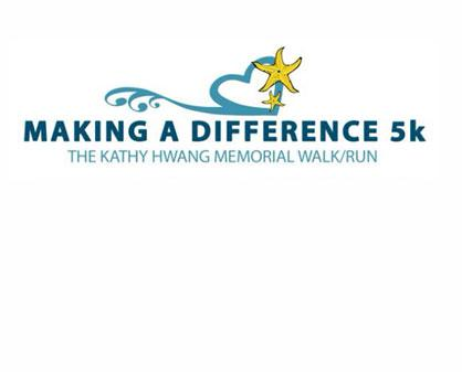 The second annual Making a Difference 5K will be held at 8 a.m. Sunday, November 16th, at Sanders C
