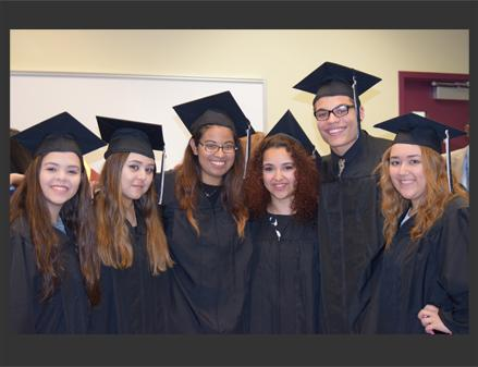 Class of 2015 Receives More than $38 Million in Scholarships