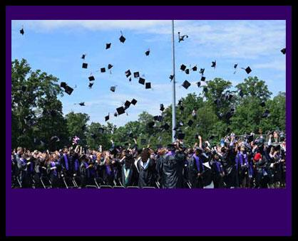 Potomac Falls Graduates Told to Believe in Themselves