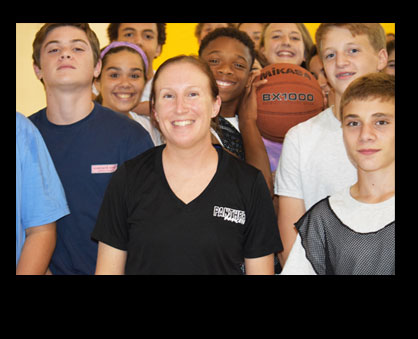 River Bend Middle School physical education teacher Nicole Jordan has been named the 2014 Virginia