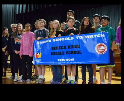Seneca Ridge Becomes School to Watch