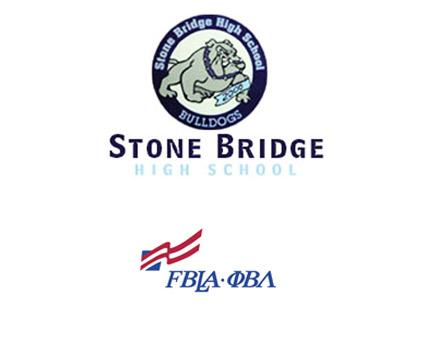 Students from Stone Bridge High School's Future Business Leaders of America (FBLA) Chapter are host