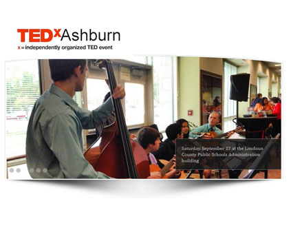 There are a limited number of tickets still available for TEDxAshburn on Saturday, September 27th,