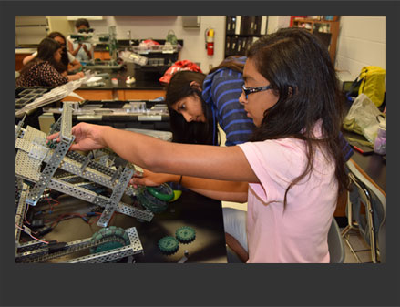 SySTEMic Solutions Camp Challenges Loudoun Students