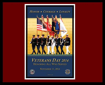 Loudoun County Public Schools (LCPS) will celebrate Veterans Day on Tuesday with events throughout