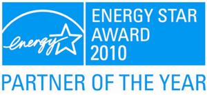 ENERGY STAR AWARD 2010