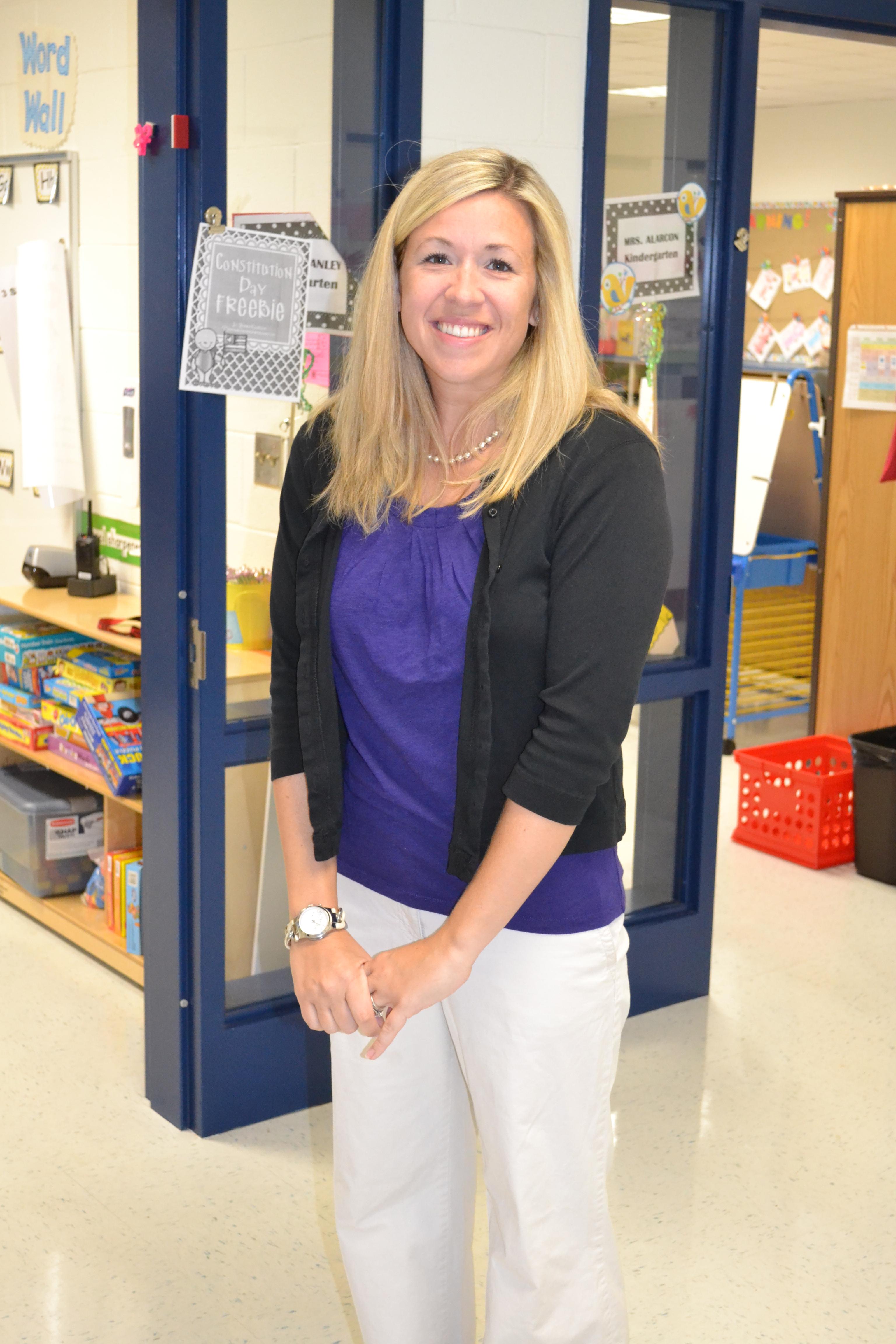 kindergarten sara mcnanley