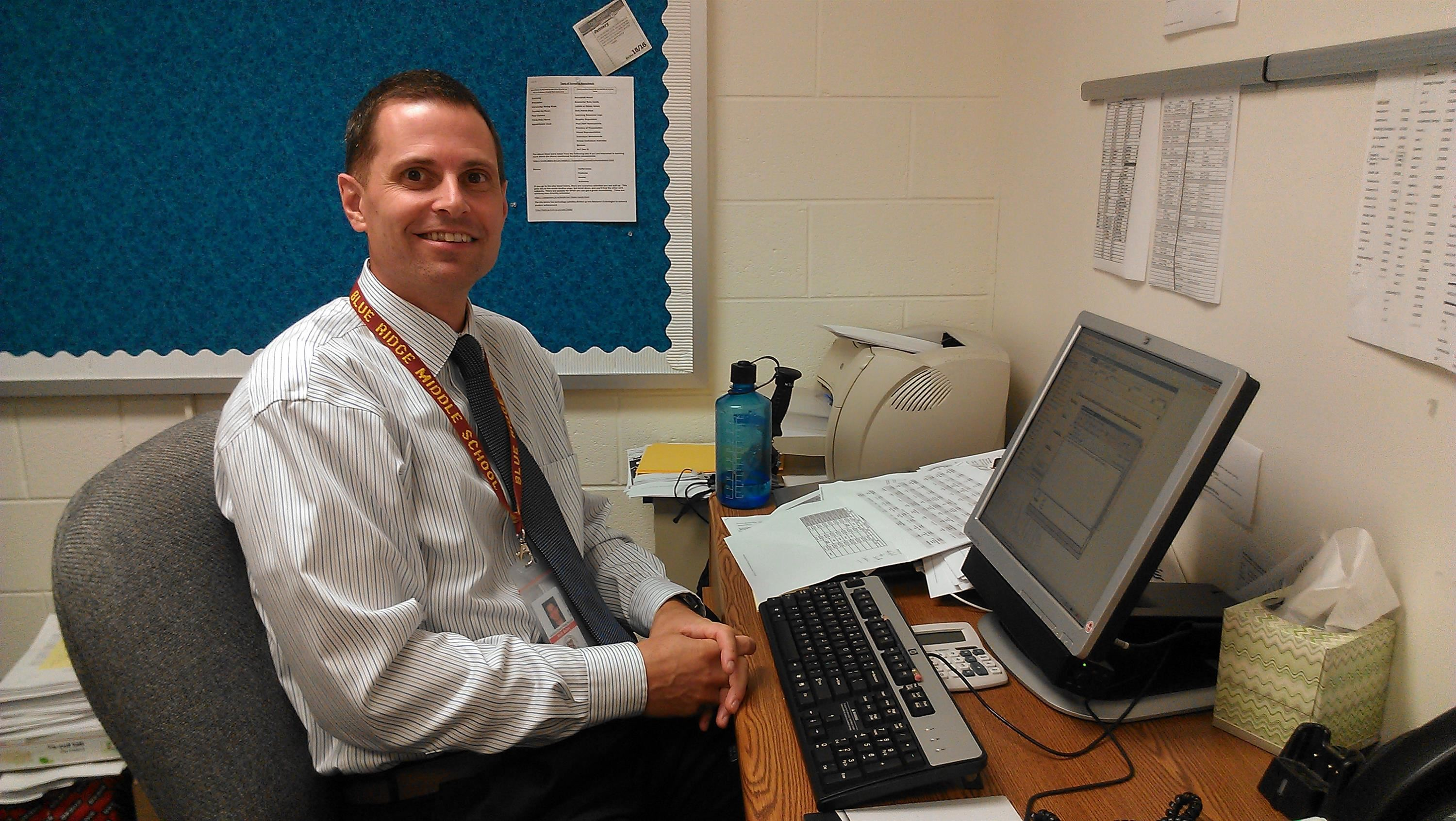 Bolen, Matt - Assistant Principal / Welcome
