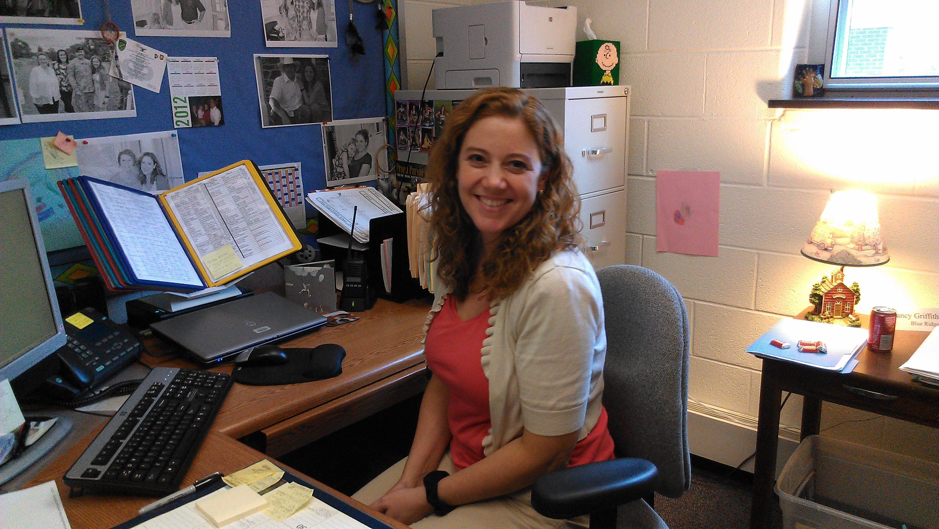 Griffith-Cochran, Nancy - Assistant Principal / Welcome