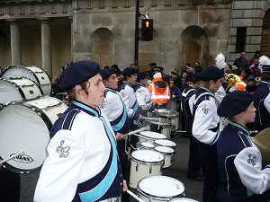 Drums on Parade
