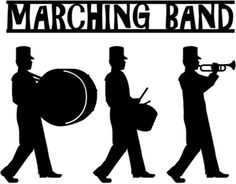 click here for Marching Band