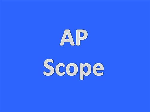 AP Scope