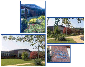 Collage of pictures showing Catoctin Elementary