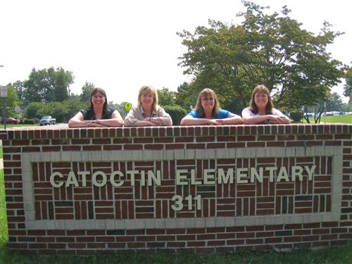 Catoctin's second grade teachers
