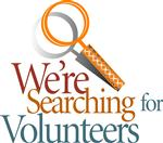 searching 4 volunteers