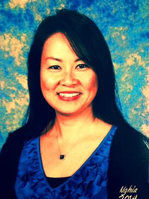 Ms. Huynh, 2/3 ELL Teacher