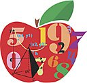 Math Apple