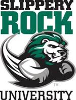 Slippery Rock University logo
