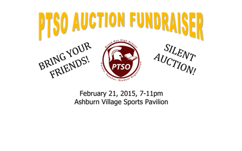 PTSO Auction Fundraiser
