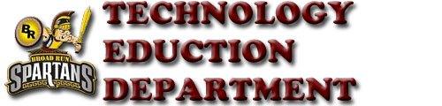 Technology Education Department