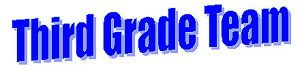 Third Grade Team