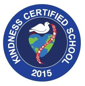 kindness certified school 2015