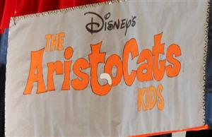 Aristocats sign