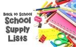 School Supply List Logo
