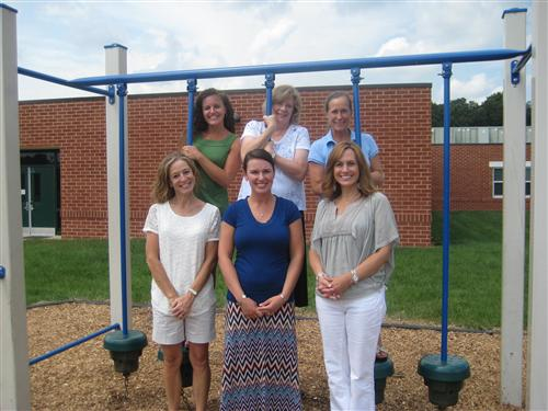 1st grade teaching staff 14